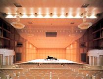 音楽ホールとしての使用時